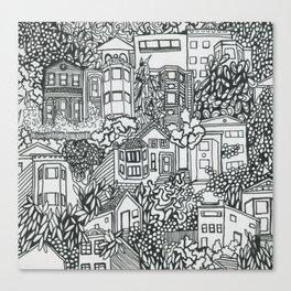 Corona Heights Canvas Print