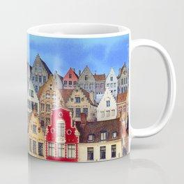 House, Bruges, Belgium Coffee Mug