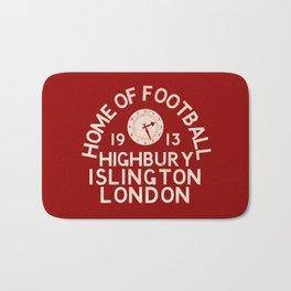 Highbury Football Ground Bath Mat