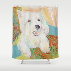 From the Highlands to the Islands Shower Curtain