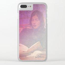 A Beautiful Imagination, No. 32 Clear iPhone Case