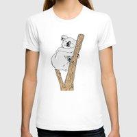koala T-shirts featuring Koala by Madmi