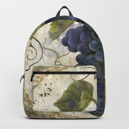 Tuscan Table Noir Backpack