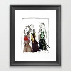 Mint Tech. Framed Art Print