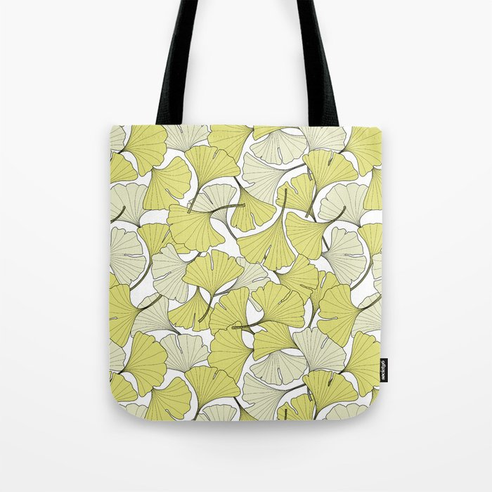 ginkgo leaves (special edition) Tote Bag