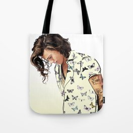 Harry Styles: Butterflies Tote Bag