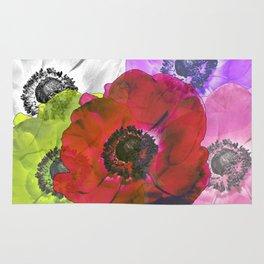 Anemone Pop Art Rug