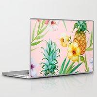hawaii Laptop & iPad Skins featuring Hawaii by 83 Oranges™