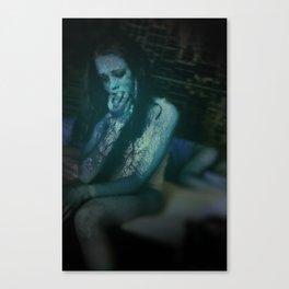 Unsure Canvas Print
