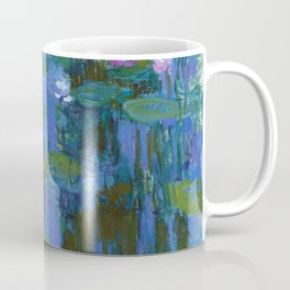 """Claude Monet """"Saule pleureur et bassin aux nymphéas"""" (Weeping Willow and Water Lily Pond) Coffee Mug"""