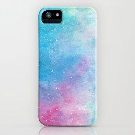 Fae Galaxy iPhone Case