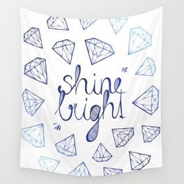 Shine Bright Wall Tapestry