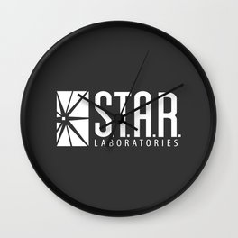 star lab Wall Clock