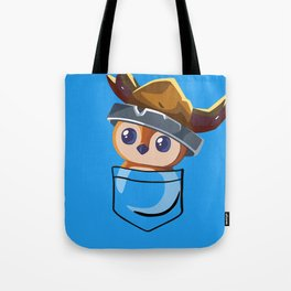 Viking Pepe! Tote Bag