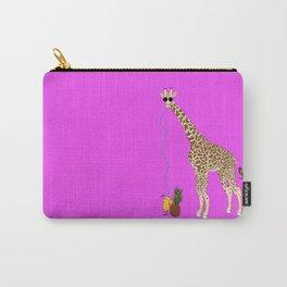 Cool Giraffe Carry-All Pouch
