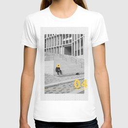 Yellow City 04 T-shirt