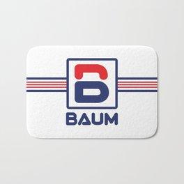 Richie 'Baum' Tenenbaum T-Shirt Bath Mat