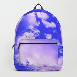 cloudy sky 3 db Backpack