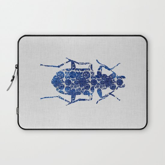 Blue Beetle II by paperpixelprints