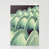 industrial Stationery Cards featuring industrial by HD Connelly