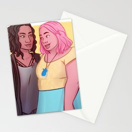 Jordi & Abby Stationery Cards