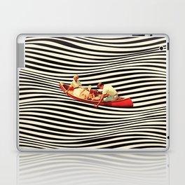 Illusionary Boat Ride 2 Laptop & iPad Skin