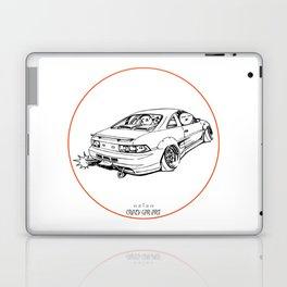 Crazy Car Art 0205 Laptop & iPad Skin