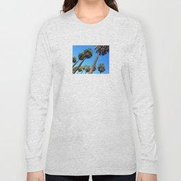 Peaceful Palms Long Sleeve T-shirt