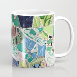 Tiling with pattern 6 Coffee Mug