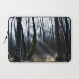 Searching the light Laptop Sleeve