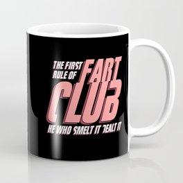Fart Club Coffee Mug