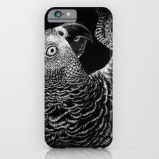 Hidden in the Canopy (Parrot) iPhone 6s Slim Case