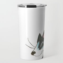 Cat and Mouse Travel Mug