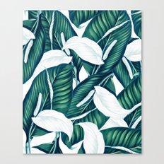 Tropical Winter #society6 #decor #buyart Canvas Print