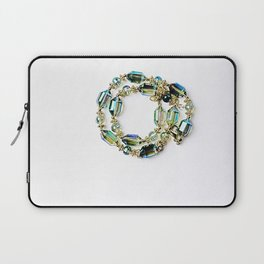Crystal Bracelet Laptop Sleeve