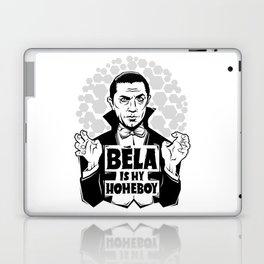 Bela Is My Homeboy Laptop & iPad Skin