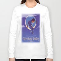 neverland Long Sleeve T-shirts featuring Don't sell Neverland by Brooke Shane