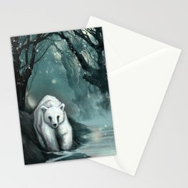 Spirit Bear Stationery Cards