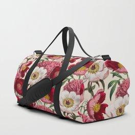 Flower garden Duffle Bag