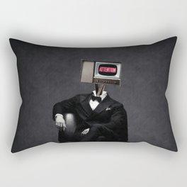 ATTENTION Rectangular Pillow