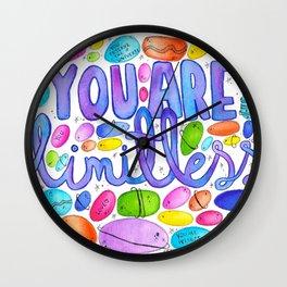 Limitless Wall Clock