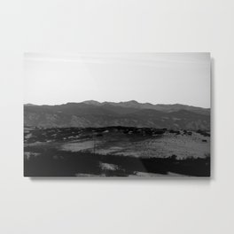 These Are The Vistas Metal Print