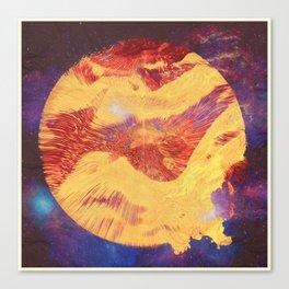 Metaphysics no3 Canvas Print