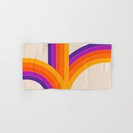 Bounce - Rainbow Hand & Bath Towel