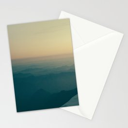 Overlooking Nisqually Stationery Cards