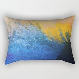 Oil and Gasoline Rectangular Pillow