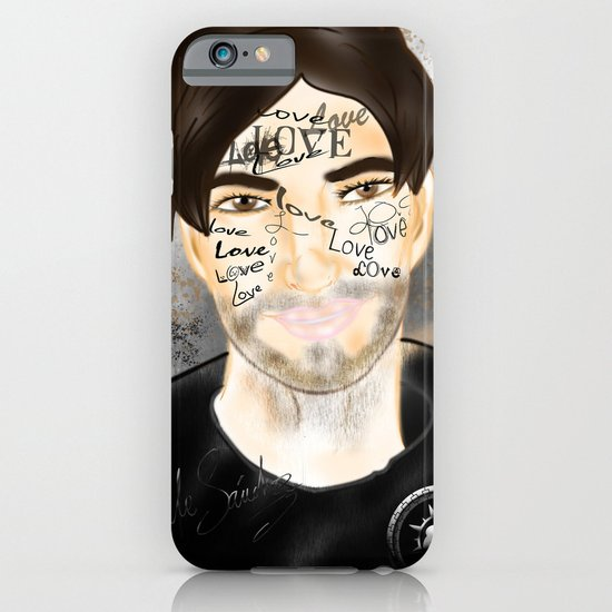 The Word you Never Say (Giannis). iPhone & iPod Case