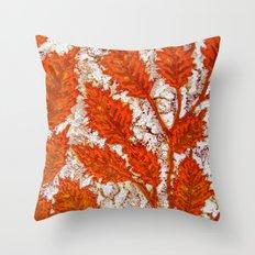 Happy autumn I Throw Pillow