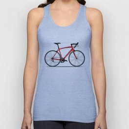 Specialized Racing Road Bike BicycleRoad Cycling Unisex Tank Top