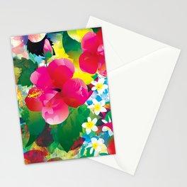 Hawaiian jungle Stationery Cards